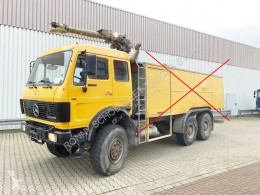 Mercedes chassis truck 2636 NG A 6x6 NG A 6x6, V10-Motor Autom.