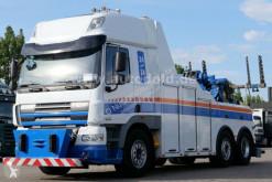 Camión de asistencia en ctra DAF CF85 460