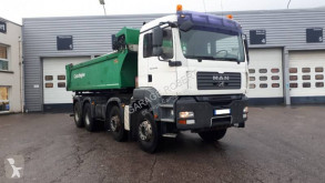 MAN TGA 35.440 truck used construction dump