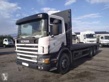 Camião estrado / caixa aberta Scania G 114G340