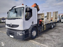 Renault heavy equipment transport truck Premium 410 DXI