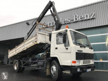 Volvo FL7 250 truck used construction dump
