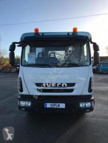 Camión volquete bilateral Iveco Eurocargo 100E22