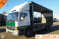 Mercedes Atego 1323 truck used tautliner