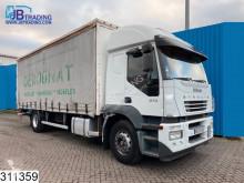 Camión tautliner (lonas correderas) Iveco Stralis 310