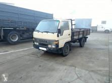 Camión Toyota Dyna 150 caja abierta teleros usado
