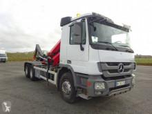 Camión volquete Mercedes Actros 2636
