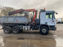Mercedes three-way side tipper truck Actros 3336