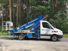 Aerial platform truck Mercedes-Benz Ruthmann-Steiger TB 220 #5