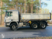 OM Mercedes-Benz Actros 2/3 3-Achser 6 Zyl. BM 930/4 2648 5 truck used tipper