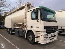Mercedes Actros 2536 truck used food tanker