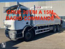 Renault Premium Lander 370 DXI truck used dropside