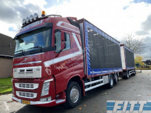Volvo poultry trailer truck FH 2014 4 460 pluimvee solo