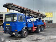Camion betoniera cu malaxor si pompa MAN 26.240