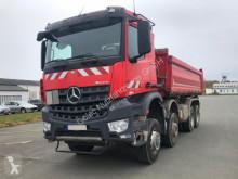 Mercedes billenőkocsi teherautó Arocs 4142 8x6 EURO6 DSK Meiller Kipper