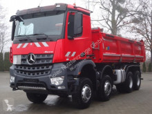 Camión volquete Mercedes Arocs 4142 8x6 EURO6 DSK Meiller mit Bordmatik