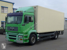 MAN box truck TGA 18.360 *Retarder*ISO-koffer*TÜV*Klim