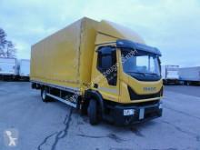 Camión lona corredera (tautliner) Iveco ML120E25/P Euro 6 Klima Pritsche 7,30 LBW