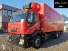 Iveco Stralis 420 Sterzante/FS-D / Carrier / Ladebordw truck used refrigerated