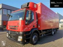 Camion frigo Iveco Stralis 420 AD260S42Y/FS-D / Carrier / Ladebordw