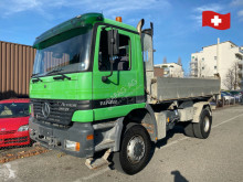 Camion Mercedes 1848 4x4 benne occasion