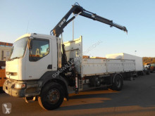 Camion Renault Kerax 260 plateau standard occasion