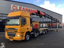 DAF CF 460 truck used flatbed