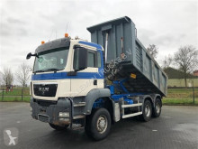 MAN tipper truck TGS 26.540 6X6 HUBREDUCTION