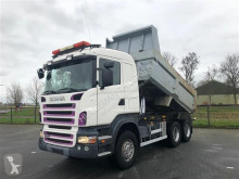 Camion Scania R480 HUBREDUCTION benne occasion