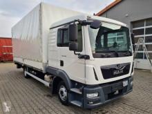 Camion savoyarde MAN TGL 8.180 Pritsche / Plane 4x2 BL Euro 6 Klima LBW AHK