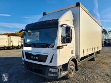 Kamión plachtový náves MAN TGL 12.250 Pr. / Pl. 4x2 Euro 6 Portaltüren