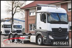 Camion sasiu Mercedes 3 x 2542 Actros, Jumbo BDF, 1 Vorbesitzer