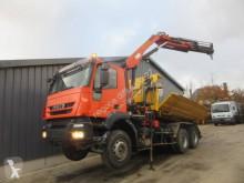 Camião basculante para obras Iveco Trakker 310