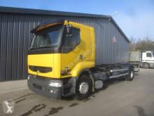 Renault container truck Premium 320 DCI
