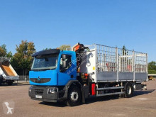Kamion plošina bočnice Renault Premium Lander 310.19