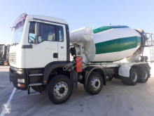 Camion MAN TGA 33.360 betoniera second-hand