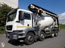 MAN betonkeverő beton teherautó TGS 32.440