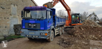 Camion MAN FE 410 A bi-benne occasion
