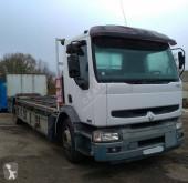 Camión caja abierta transporta gas Renault Premium 270 DCI