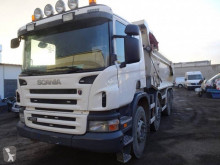 Camion benne Enrochement Scania P 400