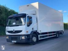Camion fourgon double étage Renault Premium 380