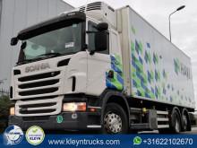 Kamión chladiarenské vozidlo jedna teplota Scania G 400
