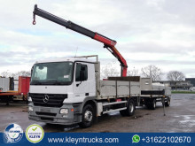 Mercedes Actros 2032 truck used flatbed