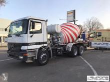 Camion betoniera cu rotor/ Malaxor Mercedes Actros 2631