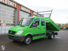 Mercedes three-way side tipper van Sprinter 516 CDI 2-Achs Kipper Doppelkabine