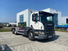 Scania hook arm system truck P 380