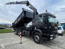 Camião tri-basculante Iveco Trakker