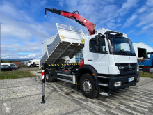 Mercedes Axor 1829 truck used tipper