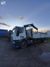 Iveco Eurotech Cursor 350 truck used dropside