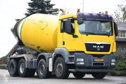 Camion béton toupie / Malaxeur MAN TGS 37.360